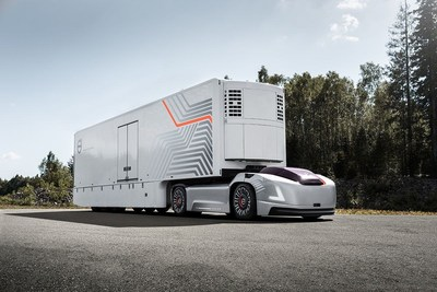Volvo Trucks presenteert zelfrijdende elektrische oplossing