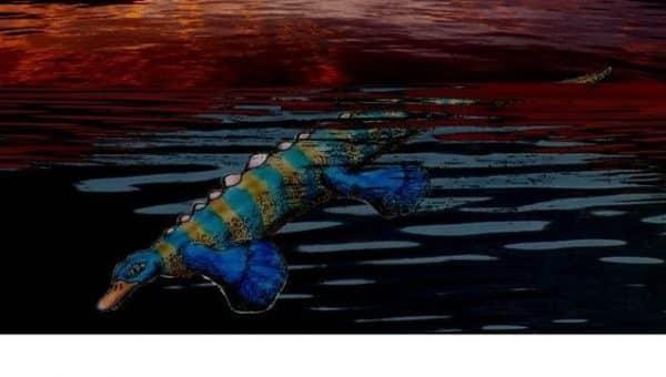 Strano rettile simile a un ornitorinco scoperto in Cina: chi era l'Eretmorhipis carrolldongi