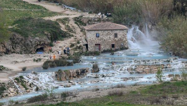 I bagni termali migliori in Toscana